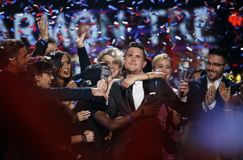 American Idol,American Idol 2016,American Idol Grand Finale,Trent Harmon,american idol trent harmon,Trent Harmon American Idol winner