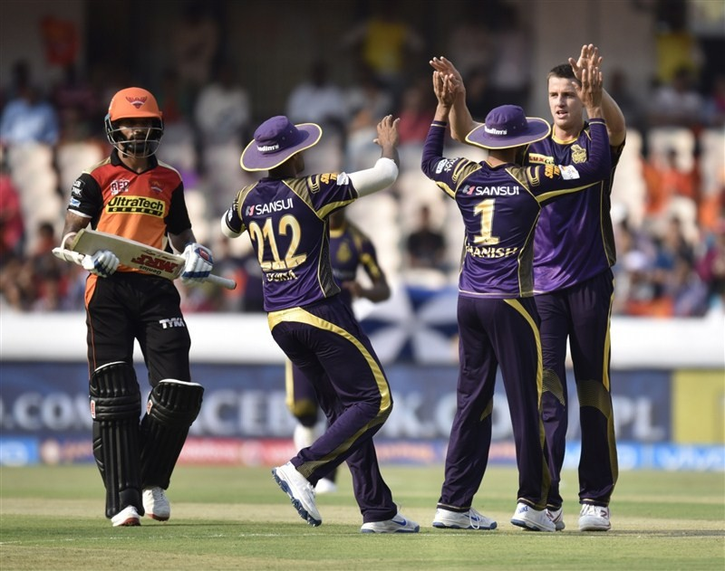Sunrisers Hyderabad vs Kolkata Knight Riders,Sunrisers Hyderabad,Kolkata Knight Riders,David Warner,IPL 2016,IPL,IPL 9,Indian Premier League,Indian Premier League 2016,Indian Premier League 9,Kolkata Knight Riders beat Hyderabad by 8 wickets,Kolkata Knigh
