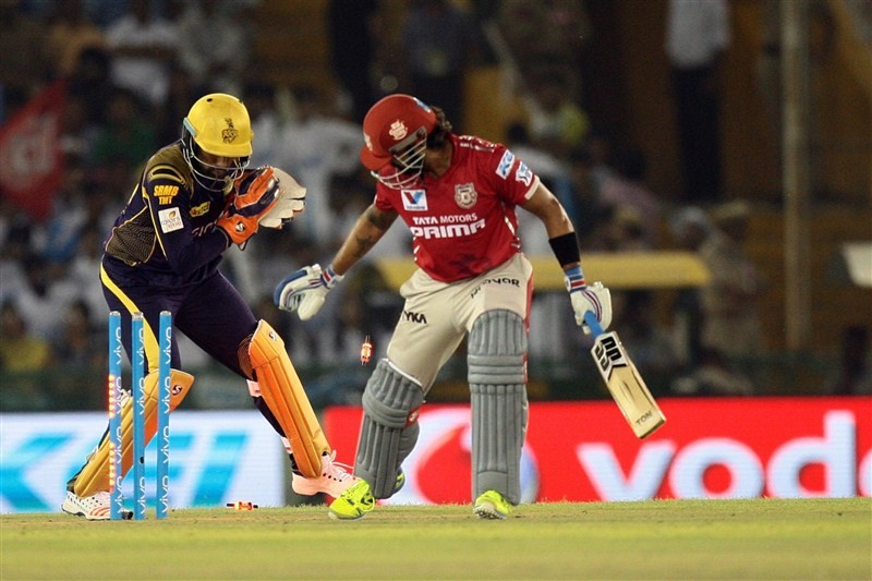Kolkata Knight Riders beat Kings XI Punjab,Kolkata Knight Riders beat Kings XI Punjab by 6 wickets,Kolkata Knight Riders,Kings XI Punjab,KXIP vs KKR,KXIP,KKR,Robin Uthappa,Gautam Gambhir,IPL 2016,IPL 9,IPL,Indian Premier League,Indian Premier League 2016