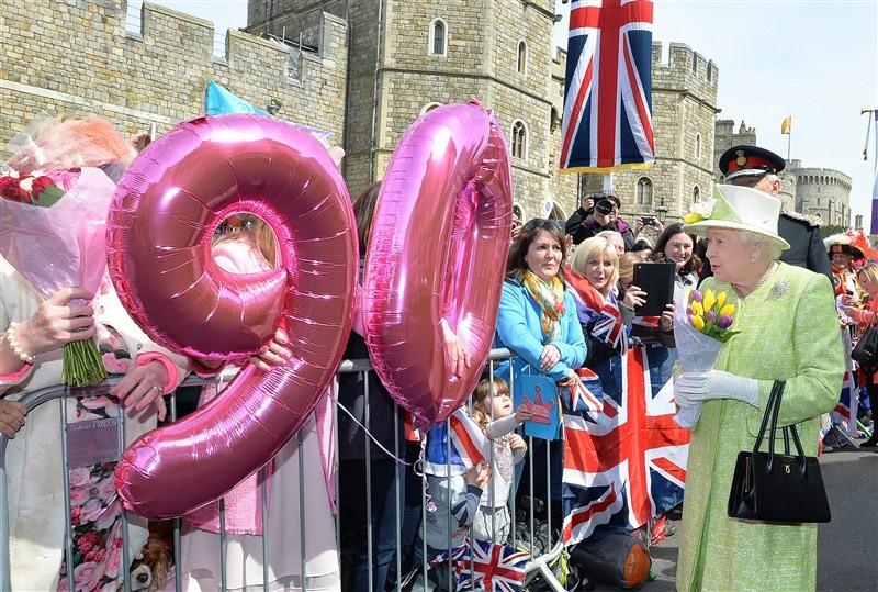 Queen Elizabeth,Queen Elizabeth's 90th birthday celebration,Queen Elizabeth birthday celebration,Queen Elizabeth birthday,queen elizabeth birthday celebrations,Queen Elizabeth pics,Queen Elizabeth images,Queen Elizabeth photos,Queen Elizabeth stills