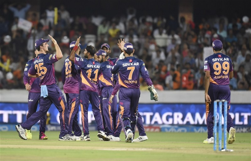 Rising Pune Supergiants beat Sunrisers Hyderabad,Rising Pune Supergiants beat Sunrisers Hyderabad by 34 runs (D/L),Rising Pune Supergiants,Sunrisers Hyderabad,Indian Premier League,Indian Premier League 2016,Indian Premier League 9,IPL 2016,IPL 9,IPL,IPL