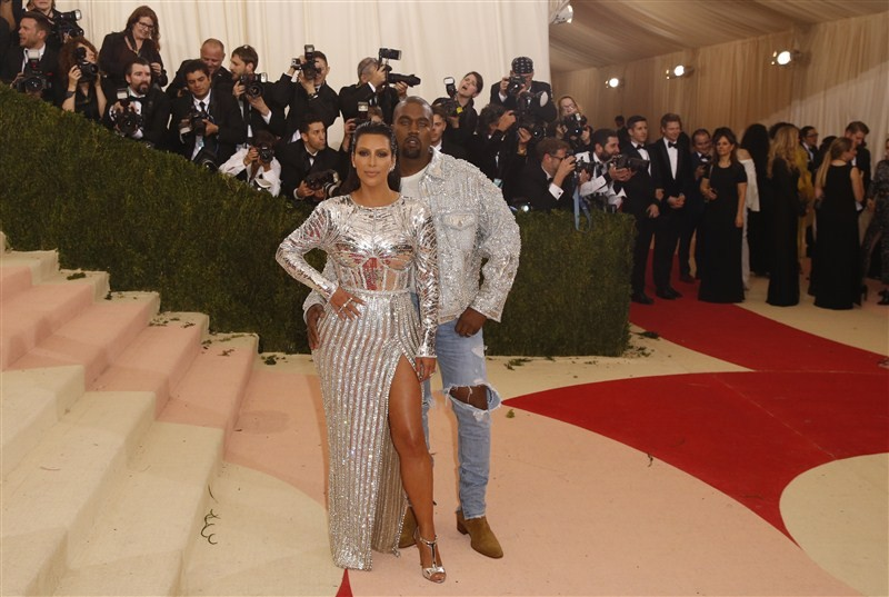 Met Gala,Metropolitan Museum of Art Costume Institute,Blake Lively,Kanye West,Kim Kardashian,Singer Katy Perry,Singer Beyonce,Singer FKA Twigs,Robert Pattinson,fashion event