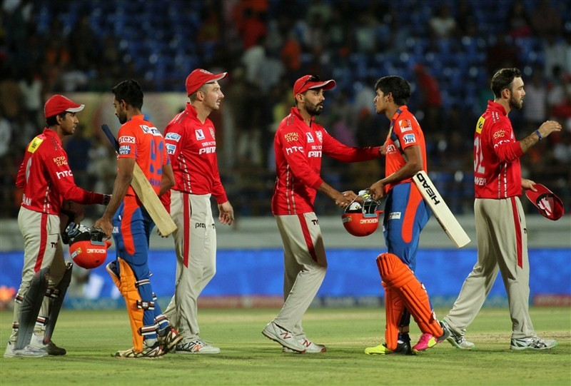 Kings XI Punjab beat Gujarat Lions by 23 runs,Kings XI Punjab beat Gujarat Lions,Kings XI Punjab vs Gujarat Lions,Kings XI Punjab,Gujarat Lions,Indian Premier League,Indian Premier League 2015,Indian Premier League 9
