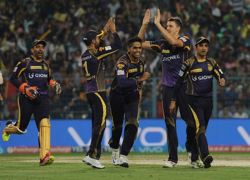 Kolkata Knight Riders thrash Kings XI Punjab,Kolkata Knight Riders beat Kings XI Punjab,Kolkata Knight Riders,Kings XI Punjab,Andre Russell,Indian Premier League,Indian Premier League 2016,Indian Premier League 9