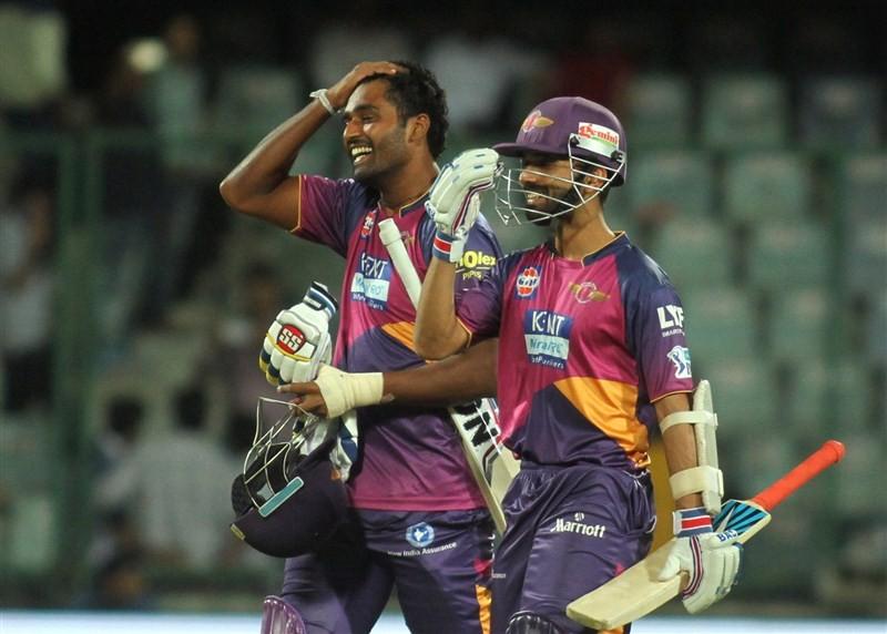 Rising Pune Supergiants beat Delhi Daredevils,Rising Pune Supergiants beat Delhi Daredevils by 7 wickets,Rising Pune Supergiants,Delhi Daredevils,Indian Premier League,Indian Premier League 2016,Indian Premier League 9,IPL 2016,IPL 9,IPL