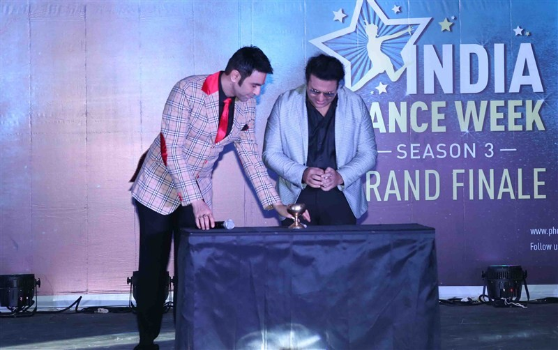Govinda,Govinda at Opening ceremony of 3rd India Dance Week,3rd India Dance Week,India Dance Week,Sandip Soparrkar,3rd India Dance Week pics,3rd India Dance Week images,3rd India Dance Week photos,3rd India Dance Week stills,3rd India Dance Week pictures