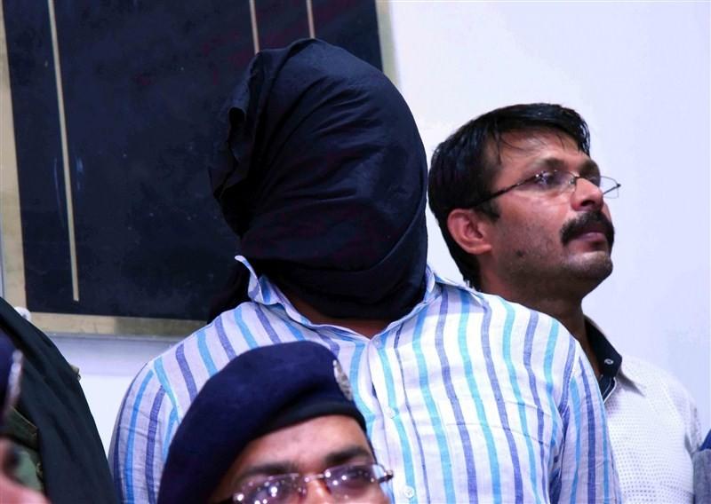 Rocky Yadav,Rocky Yadav arrested,JD(U) MLC's son Rocky Yadav arrested,JD(U) MLC's son Rocky Yadav,JDU Leader's Son Rocky Yadav,Aditya Sachdeva,Gaya-Gaya