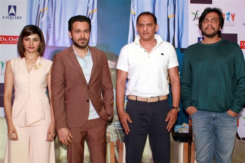 Azhar,Azhar press meet,Bollywood movie Azhar,Emraan Hashmi,Prachi Desai,Mohammad Azharuddin,Azhar press meet pics,Azhar press meet images,Azhar press photos,Azhar press stills,Azhar press pictures