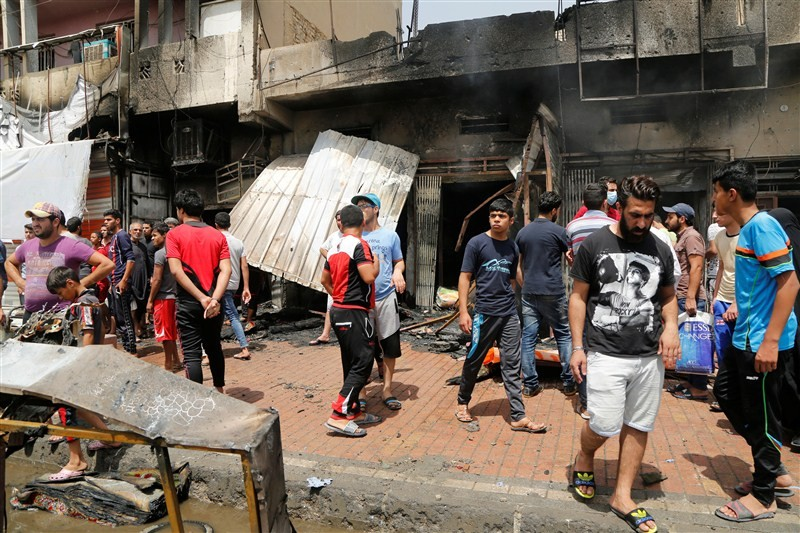 Baghdad car bombings,Baghdad car bomb,Baghdad bomb,Baghdad car blast,Islamic State