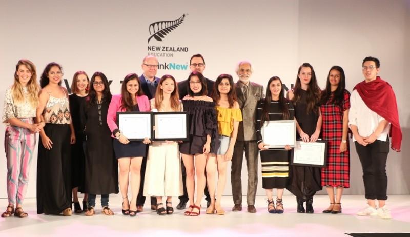 NZ fashion school,FDCI president Sunil Sethi,Sunil Sethi,Megha Sharma,New Zealand fashion school,fashion school