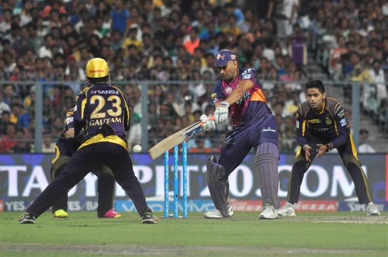 Kolkata trash Pune by 8 wickets,Kolkata trash Pune,Kolkata beat Pune,Rising Pune Supergiants,Kolkata Knight Riders,Duckworth-Lewis method,Indian Premier League,Indian Premier League 2016,Indian Premier League 9,IPL Pics,IPL images,IPL photos,IPL pictures