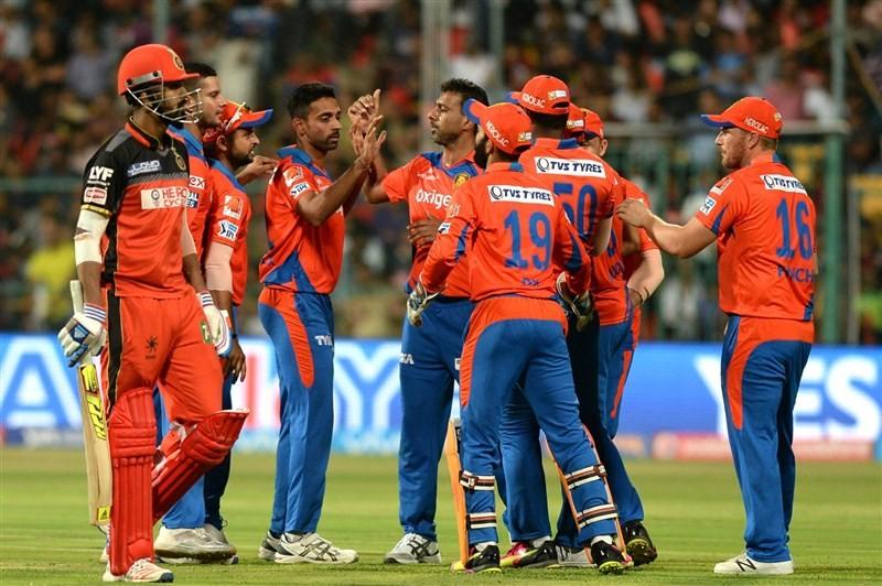 IPL 2016 playoffs,IPL 2016,Royal Challengers Bangalore,Gujarat Lions,Chinnaswamy Stadium,RCB,RCB vs GL