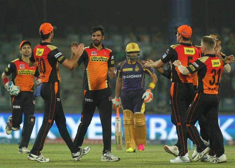 Kolkata Knight Riders,Sunrisers Hyderabad,KKR eliminated,second qualifier,Indian Premier League 9,Indian Premier League,IPL 2016,IPL pics,IPL images,IPL photos,IPL stills