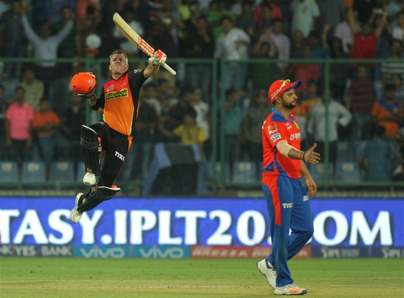 Gujarat Lions,Sunrisers Hyderabad,Royal Challengers Bangalore,RCB,David Warner,Indian Premier League,Indian Premier League 2016,IPL 2016,IPL Final,IPL 2016 final,IPL Final 2016