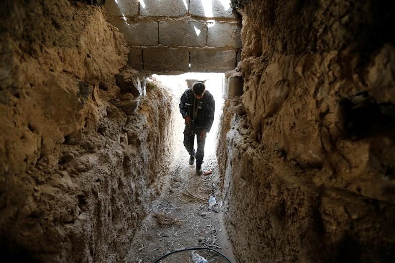 Iraqi troops enter Falluja,Iraqi forces,Iraqi forces in Falluja,Falluja,ISIS,Iraqi troops,IS conflict,Iraqi forces enter center of Fallujah,Iraqi forces enter Fallujah,Shi'ite fighters