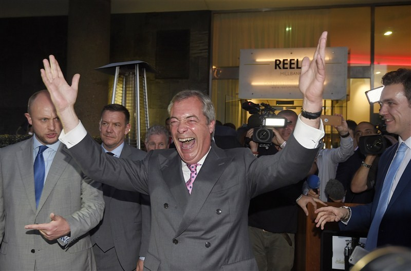 Brexit vote,Britain's Brexit vote,Nigel Farage,United Kingdom Independence Party,brexit remain vs leave,brexit worries,brexit fears,Brexit,European Union