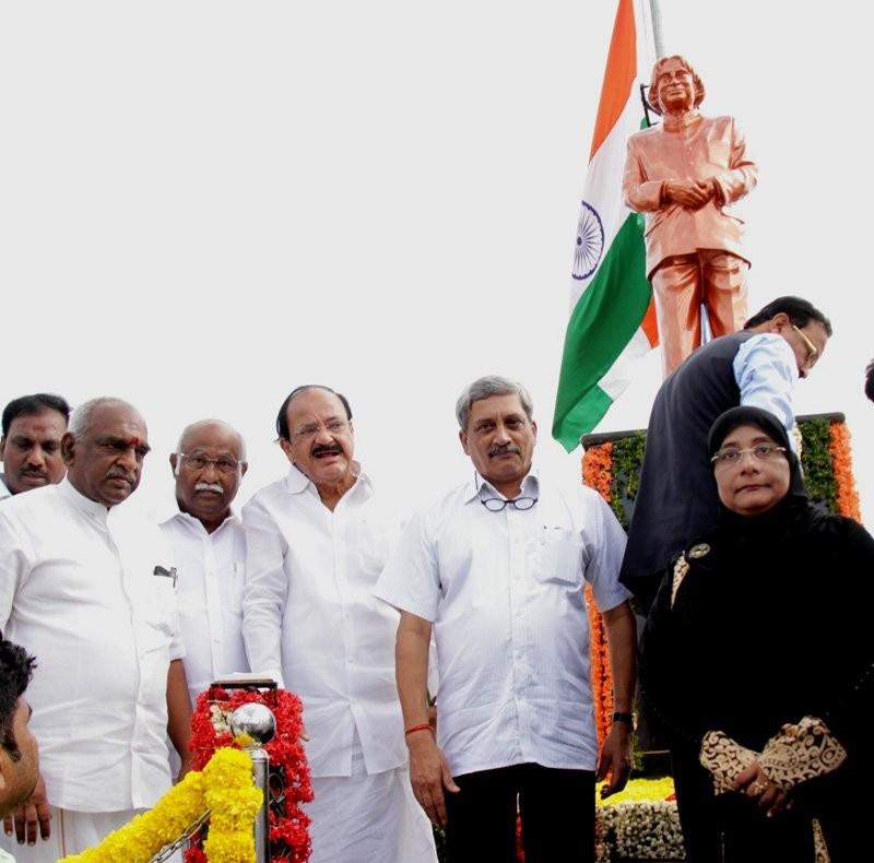 APJ Abdul Kalam,Abdul Kalam,APJ Abdul Kalam Memorial Foundation Stone,Abdul Kalam Foundation Stone,APJ Abdul Kalam Foundation Stone,Abdul Kalam's memorial laid at Rameswaram
