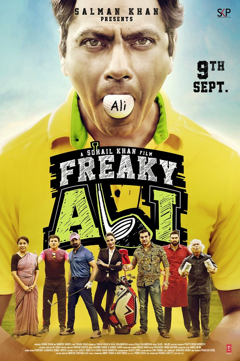 Freaky Ali first look poster,Freaky Ali first look,Freaky Ali poster,Freaky Ali,bollywood movie Freaky Ali,Nawazuddin Siddiqui,Salman Khan,Sohail Khan,Freaky Ali movie pics,Freaky Ali movie images,Freaky Ali movie photos
