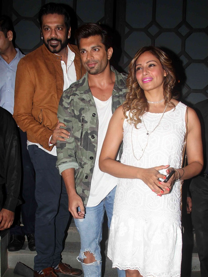 Rohini Iyer birthday party,Rohini Iyer birthday bash,Rohini Iyer birthday celebrations,Shilpa Shetty,Bipasha Basu,Karan Singh Grover,R. Madhavan,Vivek Oberoi,Anil Kapoor,Sonali Bendre,Farah Khan,Madhur Bhandarkar