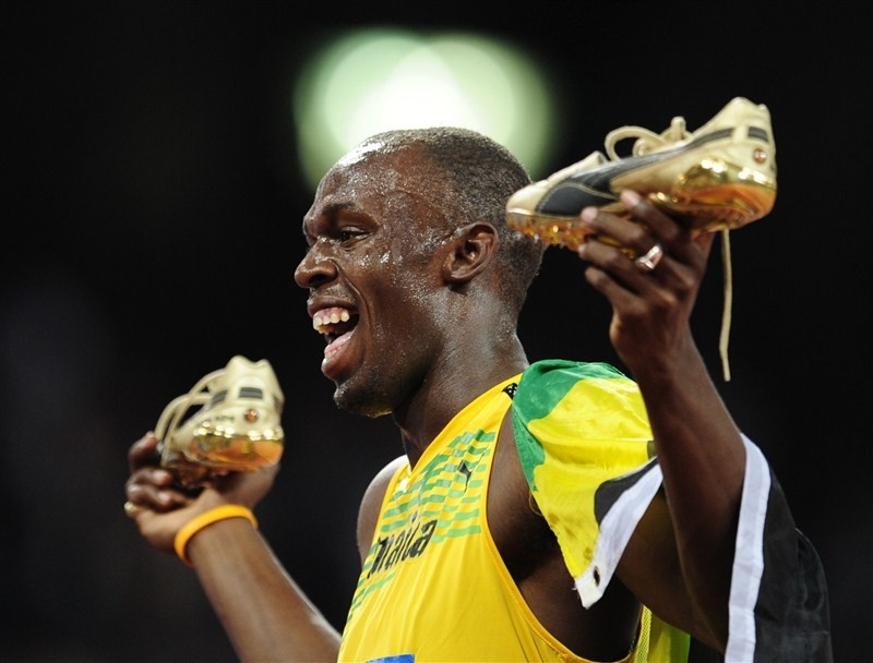Usain Bolt,Usain Bolt makes History,Usain Bolt makes History in Triple-Triple,Jamaica wins Sprint,Sprint Relay,Usain BOlt Rio Olympics,Usain Bolt pics,Usain Bolt images,Usain Bolt photos