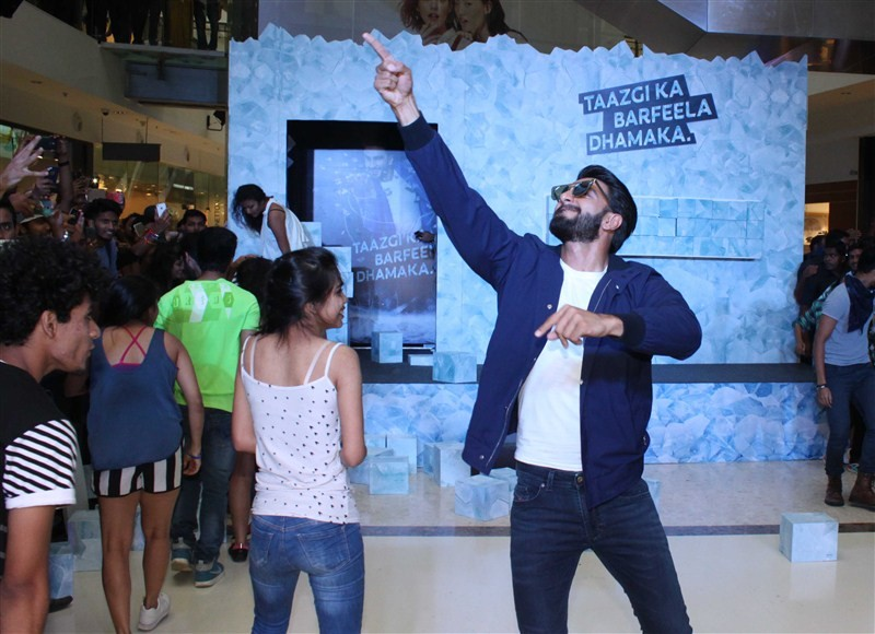 Ranveer Singh,Ranveer Singh promotes Colgate Max Fresh,Ranveer Singh promotes toothpaste,Colgate Max Fresh,Colgate toothpaste Max Fresh,Colgate toothpaste,Ranveer Singh latest pics,Ranveer Singh latest images,Ranveer Singh latest photos,Ranveer Singh late