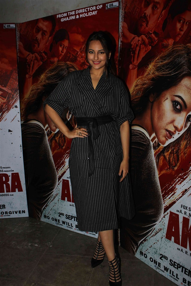 Sonakshi Sinha,actress Sonakshi Sinha,Sonakshi Sinha promotes AKIRA movie,Sonakshi Sinha at Mehboob studio,Sonakshi Sinha latest pics,Sonakshi Sinha latest images,Sonakshi Sinha latest photos,Sonakshi Sinha latest stills,Sonakshi Sinha latest pictures