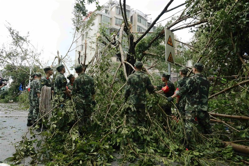 Typhoon Meranti,Typhoon Meranti  hits China,Typhoon Meranti in China,strongest storm,strongest storm in China,Taiwan