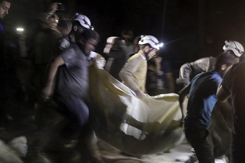 White Helmets,White Helmets of Syria,Syria,civil war,Syria civil defense teams,civil defense teams