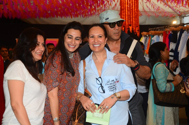 50th Charity Exhibition of Mana Shetty's Save The Children India ARAAISH,Mana Shetty,Save The Children India,Save The Children