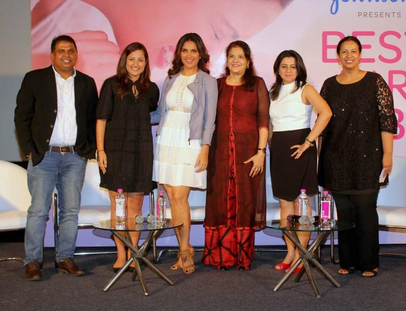 Lara Dutta,Best for Baby YouTube Channel,Best for Baby,Lara Dutta unveils Best for Baby YouTube Channel,Lara Dutta pics,Lara Dutta images,Lara Dutta photos,Lara Dutta pictures