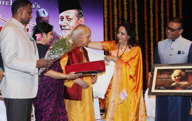 Hema Malini,Pandit Jasraj,Ustad Bismillah Khan centennial celebrations,Ustad Bismillah Khan