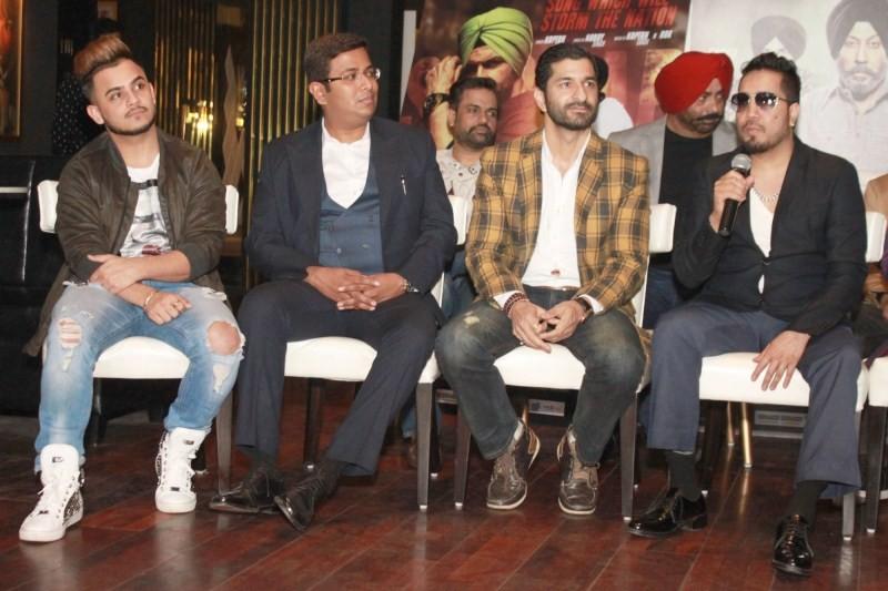Mika Singh,Sardar Saab film promotion,Sardar Saab,Sardar Saab movie promotion,Sardar Saab promotion,Punjabi movie Sardar Saab
