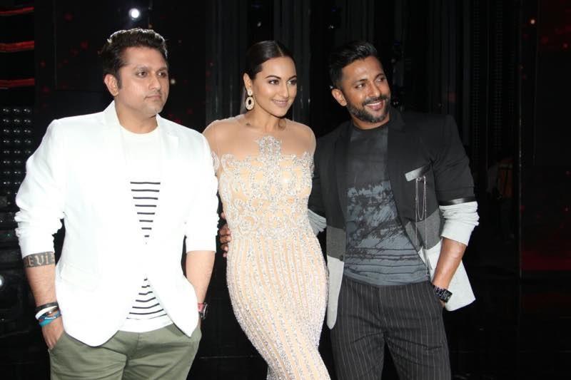 Sonakshi Sinha,Nach Baliye Season 8,Mohit Suri,Dancer Terence Lewis,Star Plus,dance reality show