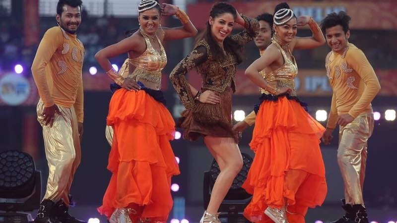 Sarkar 3,Kaabil,Kaabil actress,Yami Gautam,Yami Gautam at IPL,Yami Gautam at IPL opening ceremony,IPL opening ceremony,IPL opening ceremony 2017,Yami Gautam pics,Yami Gautam images,Yami Gautam stills,Yami Gautam pictures,Yami Gautam photos