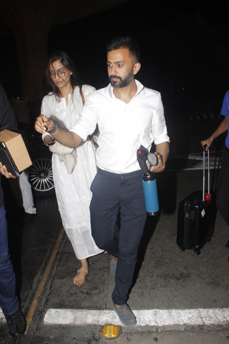 Sonam Kapoor,Sonam Kapoor and Anand Ahuja,Sonam Kapoor and rumoured boyfriend Anand Ahuja