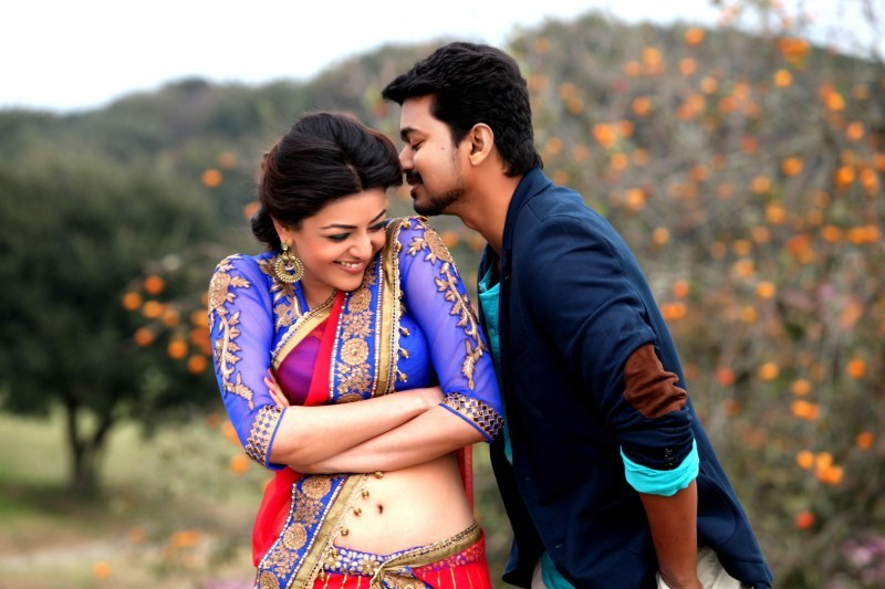 Zilla,telugu movie Zilla,jilla remake,jilla remake zilla,Vijay,Kajal Aggarwal,Mohanlal,zilla movie stills,zilla movie pics,zilla movie photos