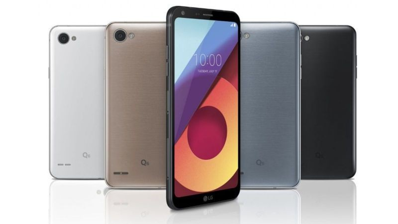 LG launches Q6+,Q6+,Q6+ for Rs 17,990,Q6+ in India,LG launches Q6+ for Rs 17,990,LG Q6,LG Q6+