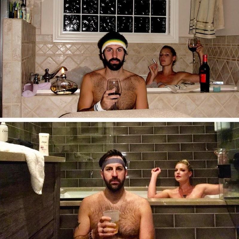 Katherine Heigl and Josh Kelley,Katherine Heigl,Josh Kelley,Josh Kelley nude photo