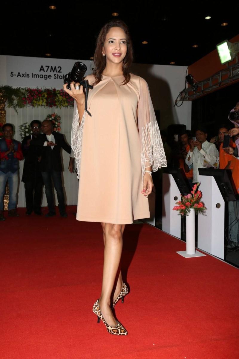 Lakshmi Manchu Launches Villart Photo and Broadcast Film Expo 2015,Lakshmi Manchu,actress Lakshmi Manchu,Lakshmi Manchu pics,Lakshmi Manchu images,Lakshmi Manchu photos,Lakshmi Manchu stills