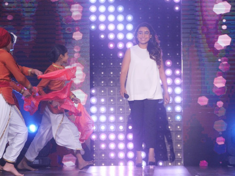 Rani Mukerji,Chitrangada Singh,DID Lil' Masters,Hichki,Hichki promotion,Hichki movie promotion,Rani Mukerji on the sets of DID Lil Masters
