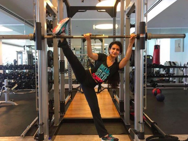Ranveer Singh,Alia Bhatt,Katrina Kaif,Instagram,Instagram to follow,celbs on Instagram,Celebs workout,Celebs workout pics,Celebs workout images,Fatima Sana Shaikh,Tiger Shroff,Yami Gautam,Vidyut Jammwal