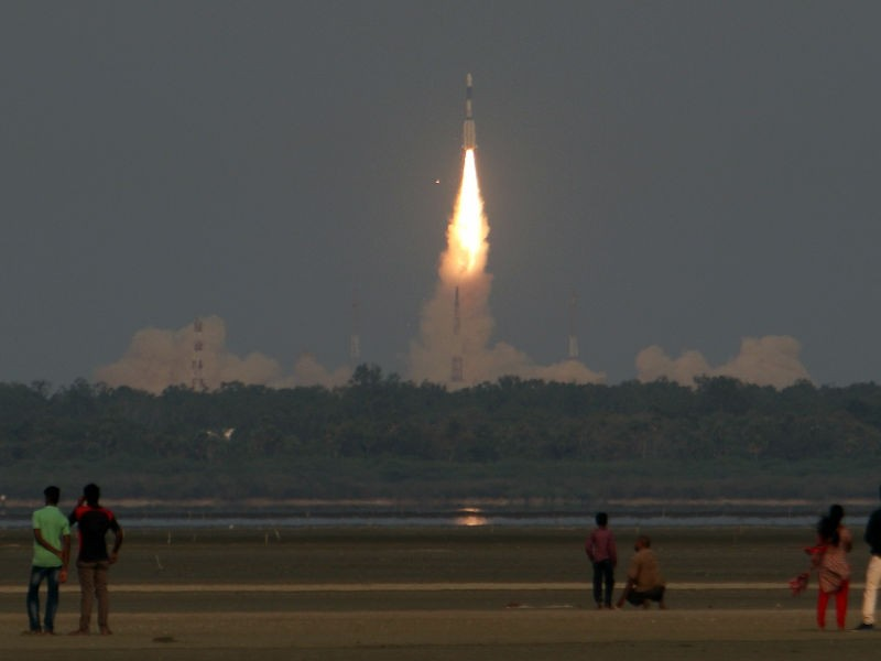 ISRO launches GSLV-F08,GSLV-F08,GSAT-6A,ISRO GSLV-F08/GSAT-6A satellite,GSAT-6A satellite launch,GSAT-6A satellite,GSAT-6A launch,ISRO
