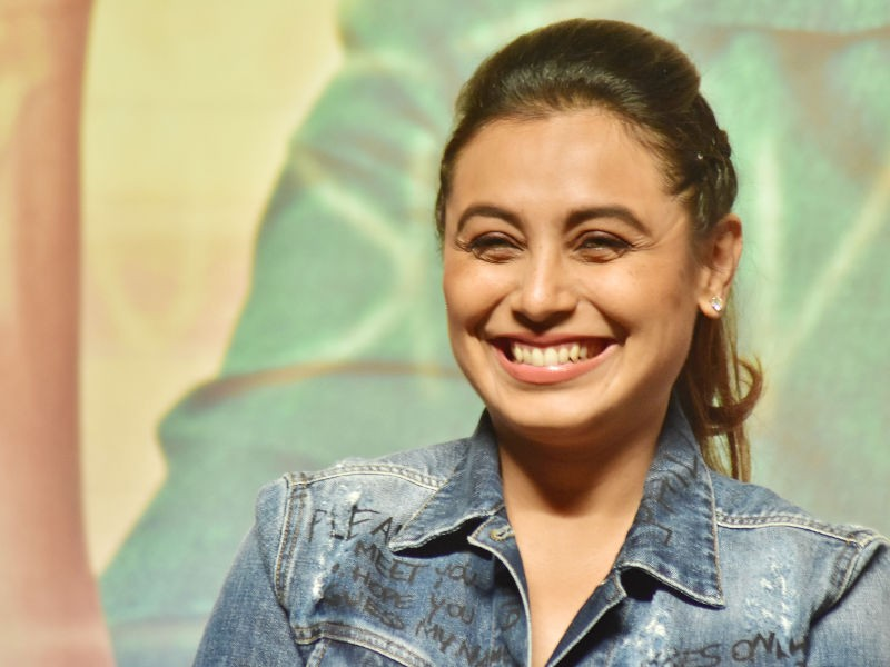 Rani Mukerji,actress Rani Mukerji,Hichki success meet,Hichki success meet pics,Hichki success meet images,Hichki,Hichki pics,Hichki images,rani mukerji hichki