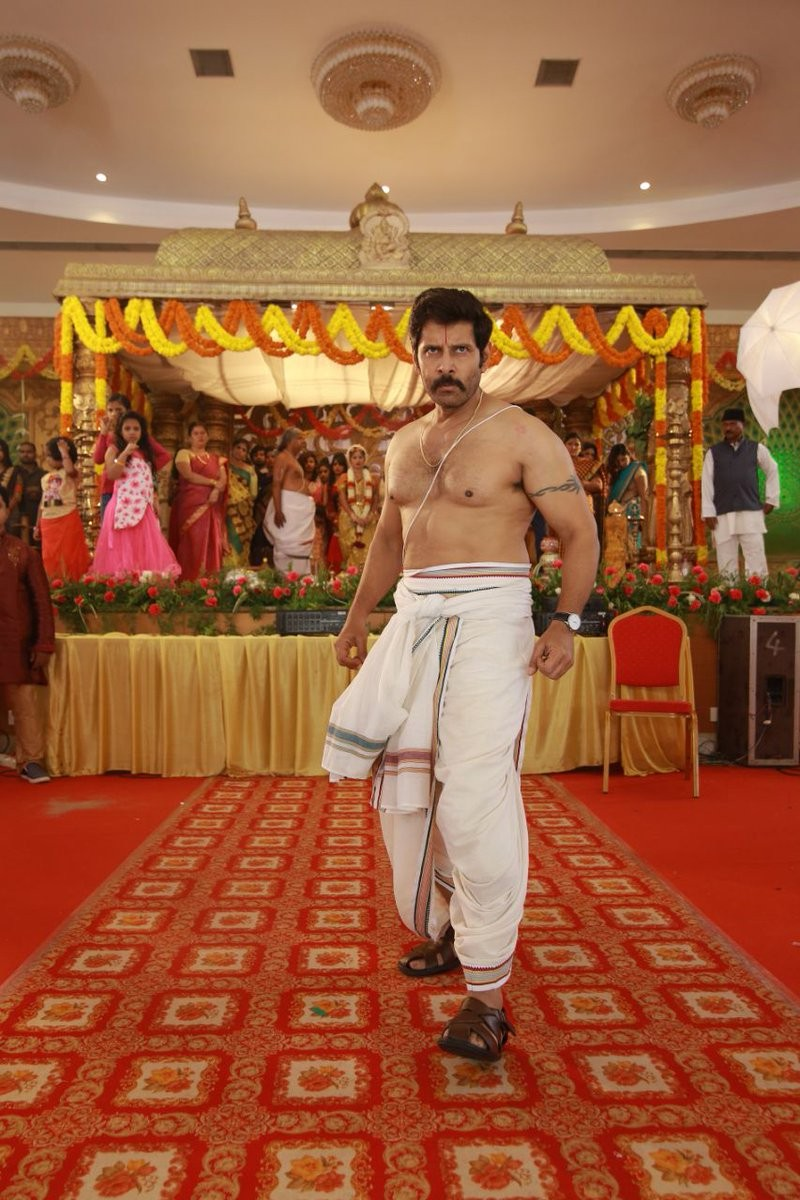 Vikram,Keerthy Suresh,Bobby Simha,Saamy Square movie stills,Saamy Square,Saamy Square movie pics,Vikram Saamy Square,Saamy Square pics,Saamy Square images
