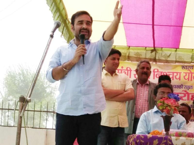 Masaan actor,Pankaj Tripathi,actor Pankaj Tripathi,Swachh Bharath Campaign,Pankaj Tripathi  Swachh Bharath Campaign