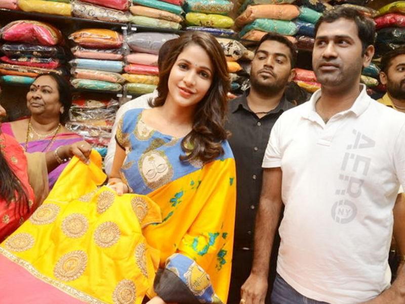 Lavanya Tripathi,actress Lavanya Tripathi,Lavanya Tripathi launches Arihant fashion world,Arihant fashion world,Lavanya Tripathi pics,Lavanya Tripathi images,Lavanya Tripathi wallpaper