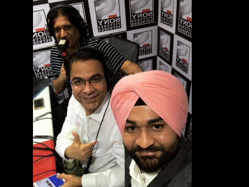 Sandeep Singh,Sandeep Singh as Commentary box,Common Wealth games 2018,Common Wealth 2018,Biopic Soorma,Soorma,Soorma release