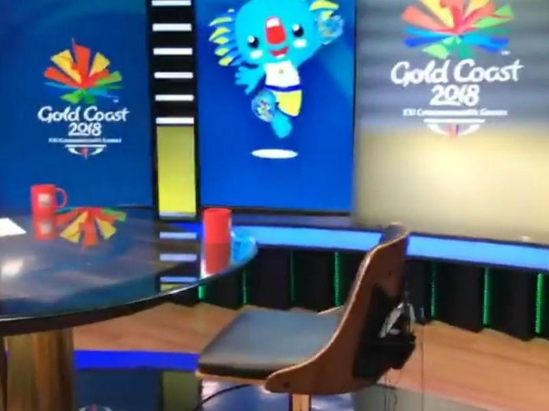 Sandeep Singh,Sandeep Singh as Commentary box,Common Wealth games 2018,Common Wealth 2018,Biopic Soorma,Soorma,Soorma release