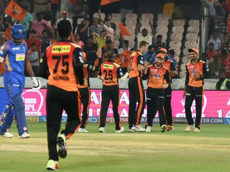 Shikhar Dhawan,IPL 2018,Sunrisers Hyderabad beats Rajasthan Royals,Sunrisers Hyderabad,Rajasthan Royals,Indian Premier League,Indian Premier League 2018