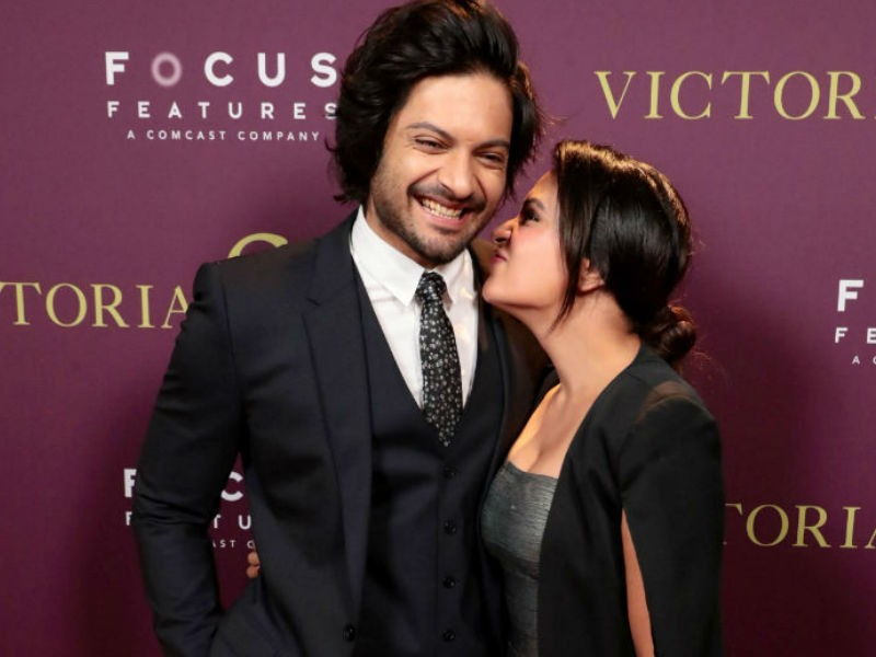 Richa Chadha,actress Richa Chadha,Richa Chadha and Ali Fazal,Ali Fazal,Abhi Toh Party Shuru Hui Hai
